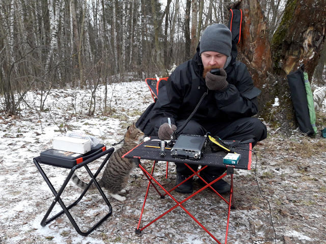 Matti RA/OH2IO is very first OM who activated ATNO RFF-0500. I, 2018. QRP Yaesu FT-817 & Inv. Vee 13 m up, 20 M band